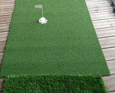 Outdoor-Puttinggreen